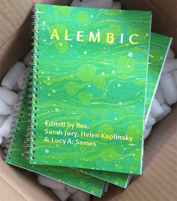 Alembic Catalogue Cover