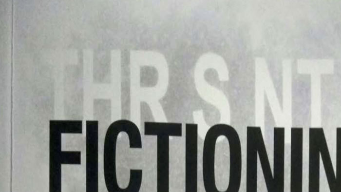 Fictioning, the Myth-functions of Contemporary Art and Philosophy